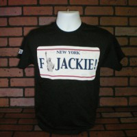Jackie Martling – F-Jackie New York License Plate T-Shirt