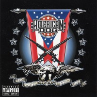 American Dog – Red White Black & Blue