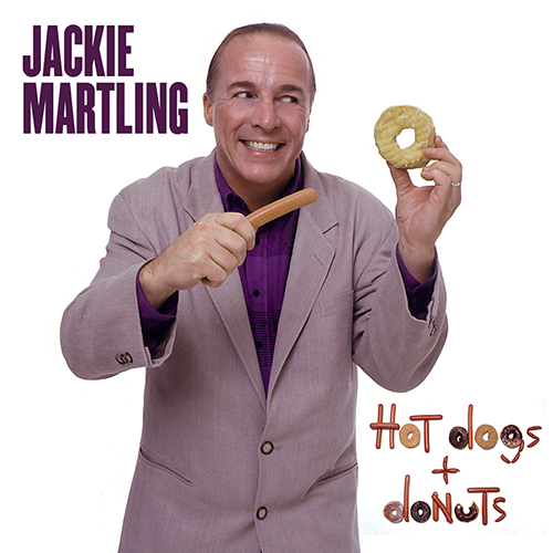Jackie the joke man hot dogs and doughnuts
