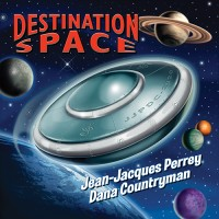 Jean-Jacques Perrey & Dana Countryman – Destination Space