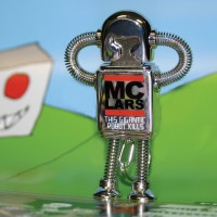 MC Lars – This Gigantic Robot Kills USB Robot!