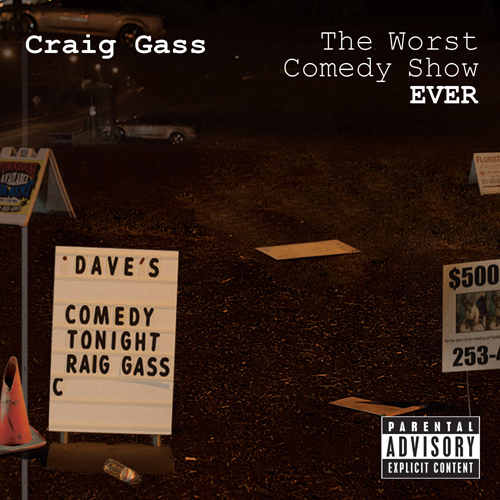 Craig Gass Worst CD Mini-s