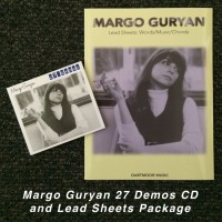 Margo Guryan 27 Demos CD and Songbook